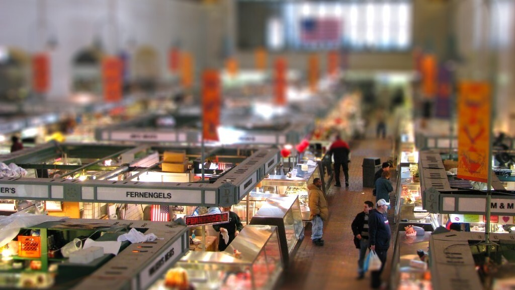 App Store Classics: Tiltshift Generator. Give your photos some perspective.