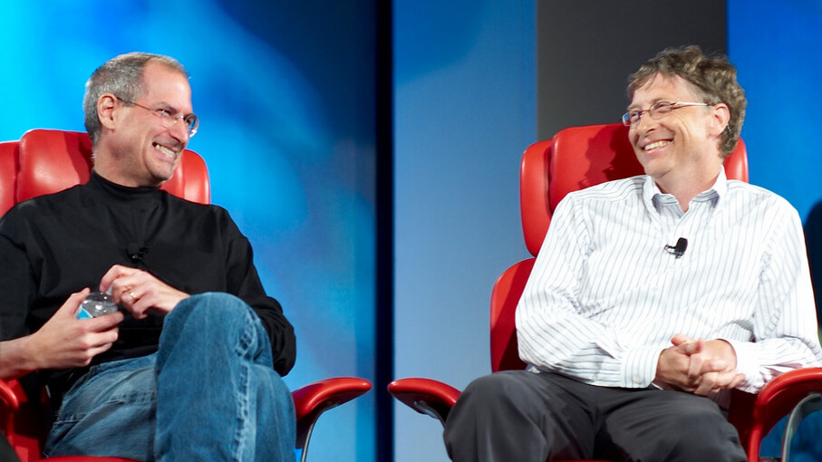 Steve Jobs and Bill Gates holograms will battle it out on Broadway