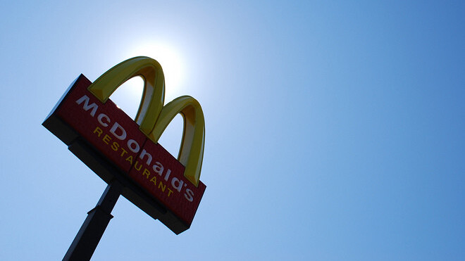 McDonalds to roll out contactless payment across the UK