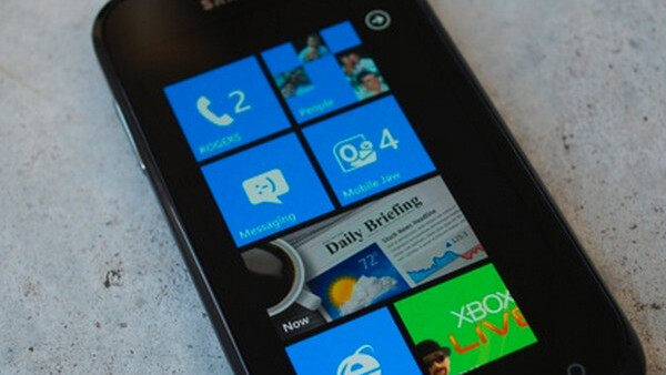 The final details on the first Windows Phone 7 update