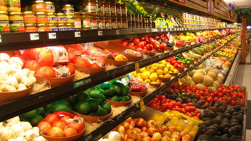 Real Future Store: the supermarket of the future.