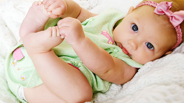 Register your child's domain name first with Babysquatter