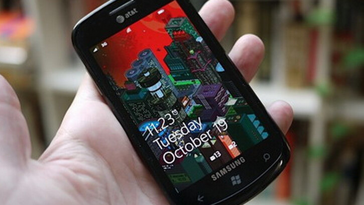 The very first Nokia Windows Phone 7 design concepts have leaked
