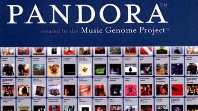 Pandora Files For IPO