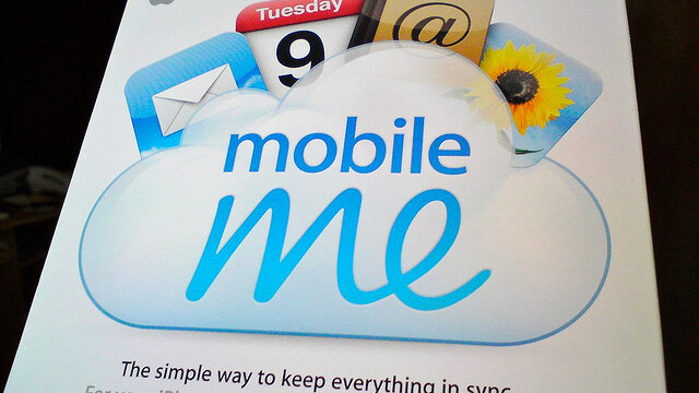 MobileMe confirmed to be exclusively available online
