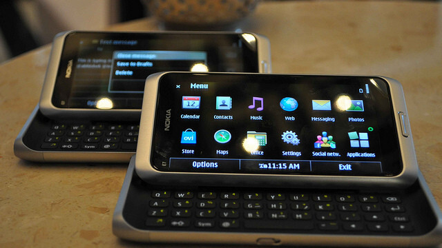Nokia tempts developers with a free Nokia E7 and Windows Phone 7 handset