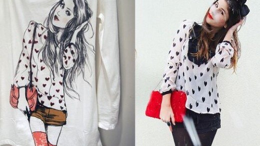 Major Fashion Retailer Withdraws T-shirts After Online Backlash