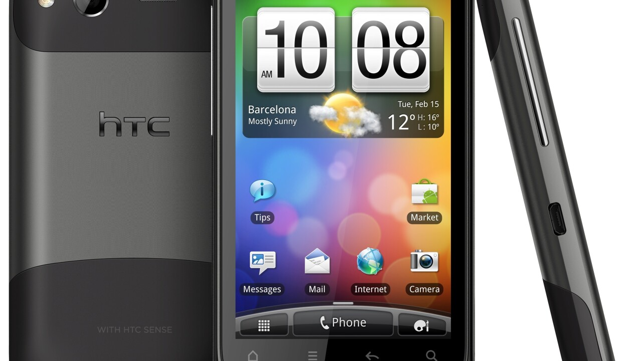HTC's Android Favourites Upgraded: Introducing The Desire S, Wildfire S and Incredible S