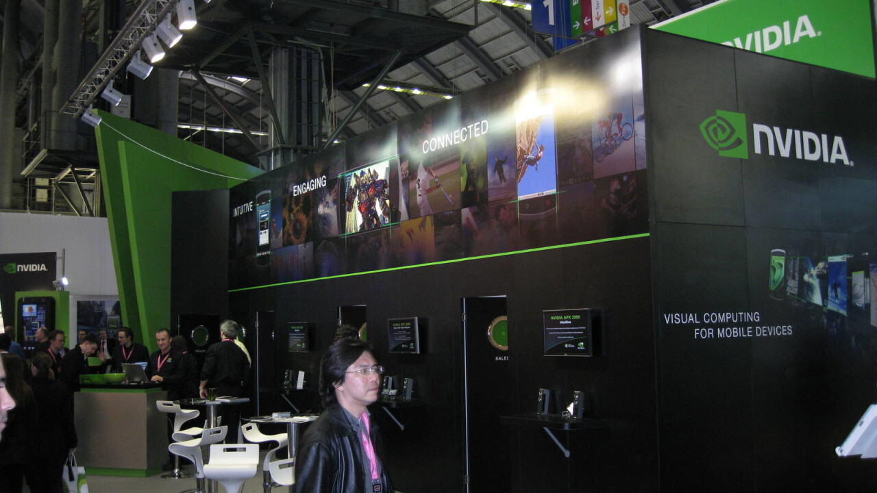 Nvidia to launch quad-core Kal-El chipset in August, destroy its competition