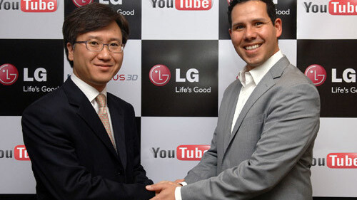 LG Optimus 3D Gets YouTube 3D Support