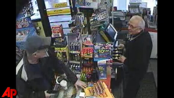 """""""Could you do me a favor and empty that till, I'm robbing you sir."""""""