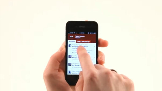 37signals launches Basecamp Mobile, a powerful new web app