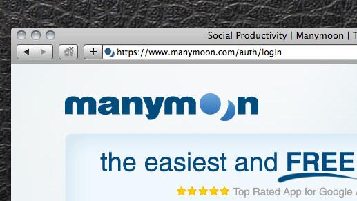 Salesforce.com acquires social productivity company Manymoon
