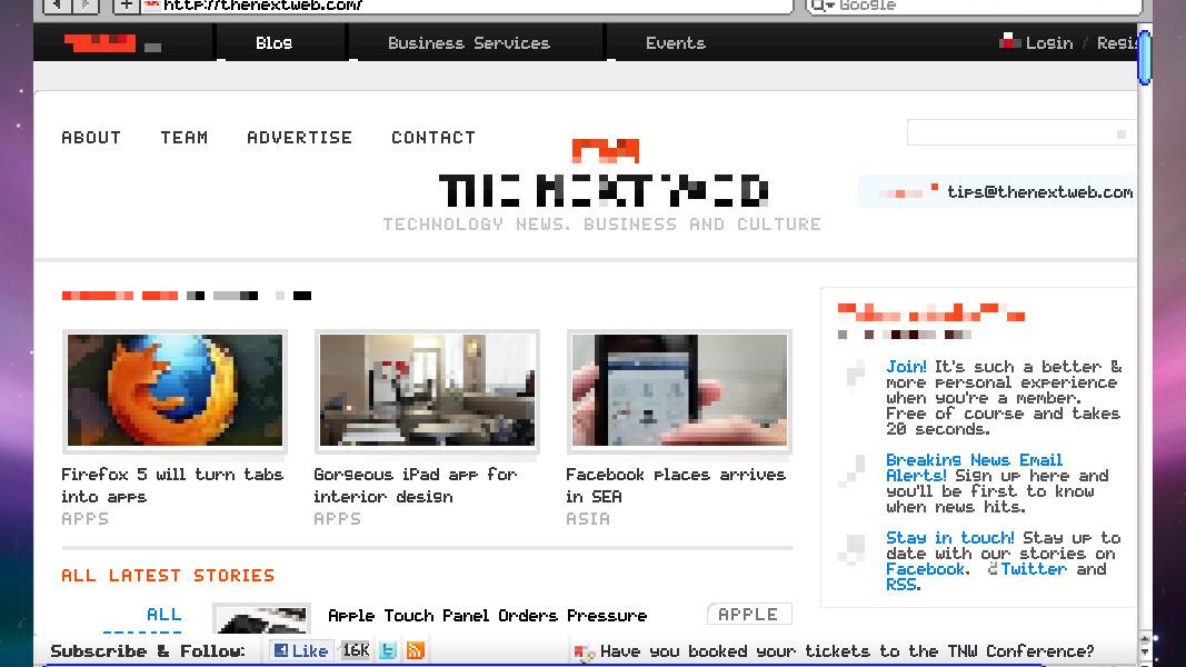 Pixelfari Renders The Web In Nostalgic 8-Bits