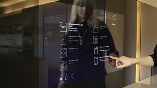 SieMatic Grid S2: Complete multimedia experience right in your kitchen