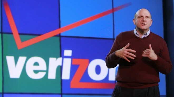 Verizon reportedly to launch Windows Phone 7 handset in March