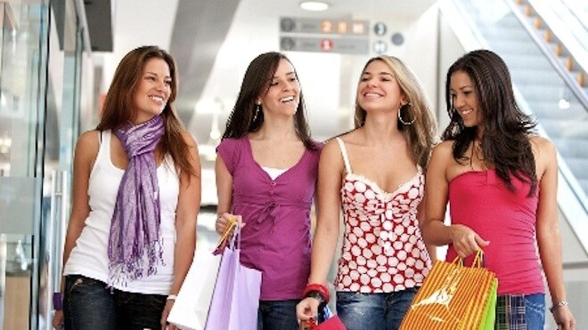 Silicon Valley Uncovered: DoTogether-Go shopping in the mall with your Facebook friends
