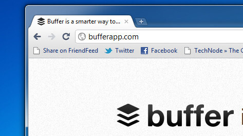 Buffer: A minimalist web app for people who like to tweet a lot. [Free Premium Memberships]