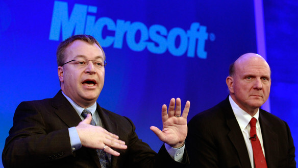 """Nokia hopes to finalise Microsoft partnership within """"a couple of months"""""""