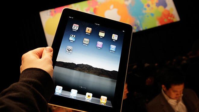 Score a job interview, take home an iPad