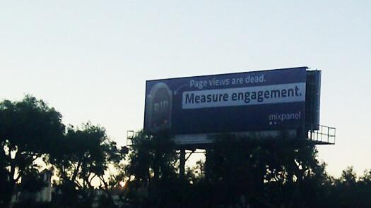 Mixpanel: Page Views are Dead. Measure Engagement.