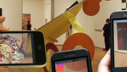 Augmented reality editor for iPhone creates 3D objects & movies