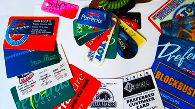 Get Punchd, an all-in-one digital reward card app.