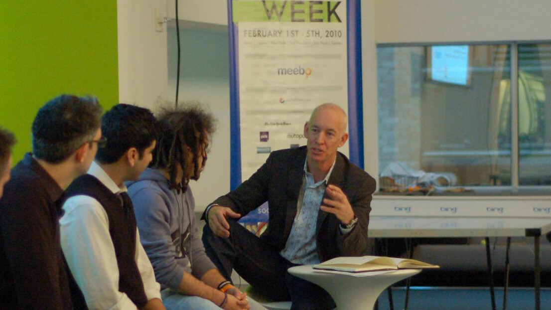 Live from Social Media Week: TNW's Crowdfund Your Idea session.