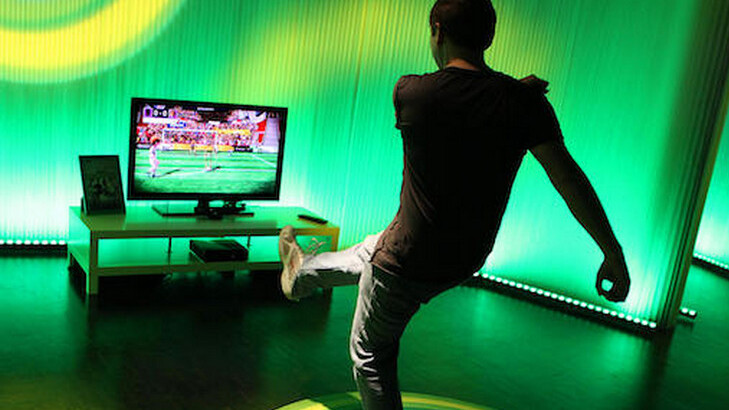Kinect-powered app for PC demonstrated