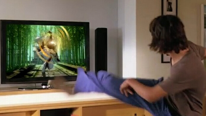 More core games for the Kinect coming