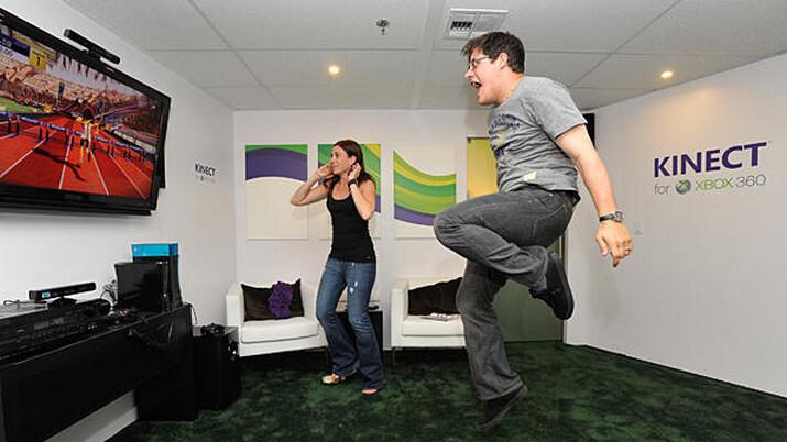 Kinect powered Half Life is gamer nirvana