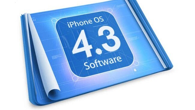 Apple Officially Releases iOS 4.3, Grab It Now!