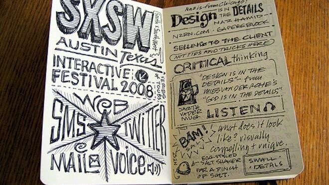 The History of SXSW [Infographic]