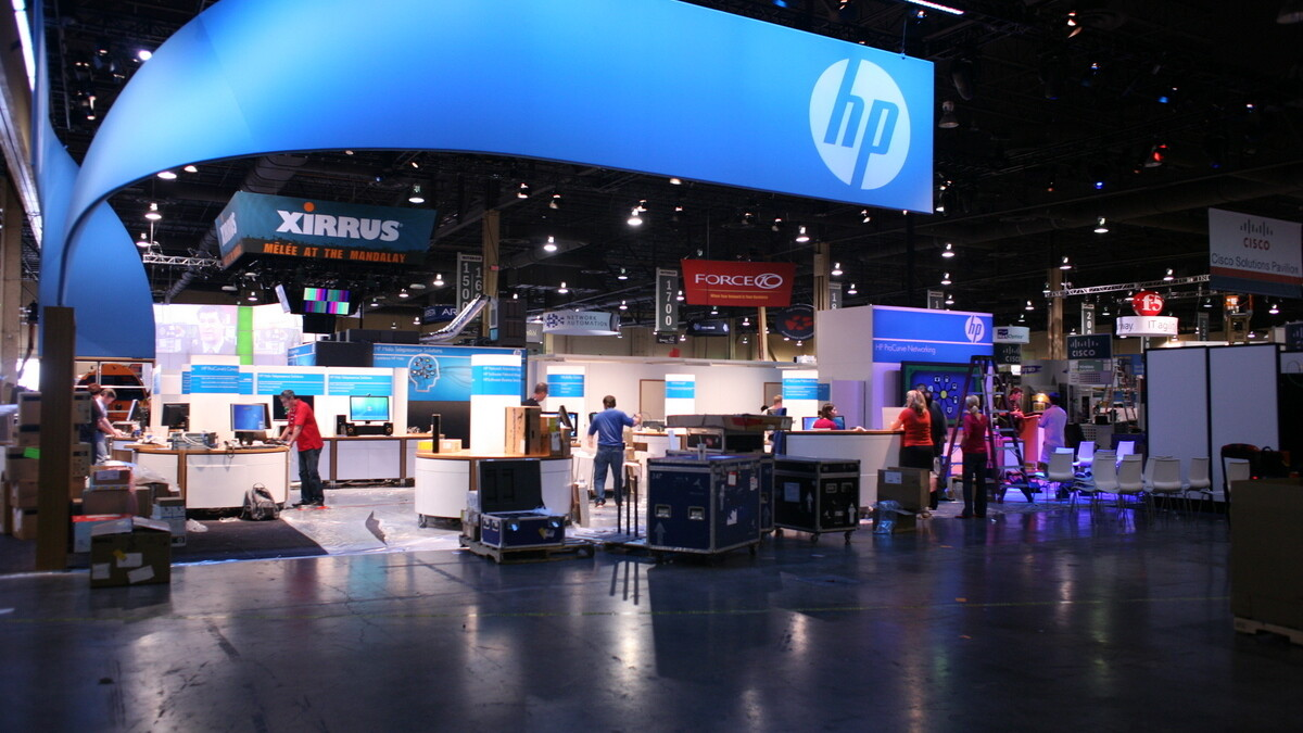 "HP executive blasts ""irresponsible"" PC business sale rumours"