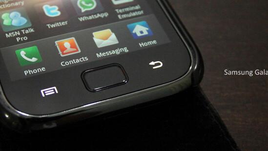 Samsung Galaxy S Gingerbread ROM leaks ahead of schedule
