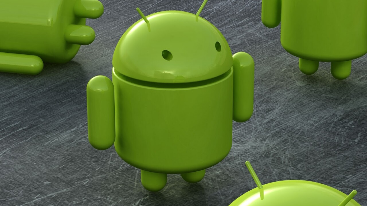StatCounter: Android tops BlackBerry globally for the first time