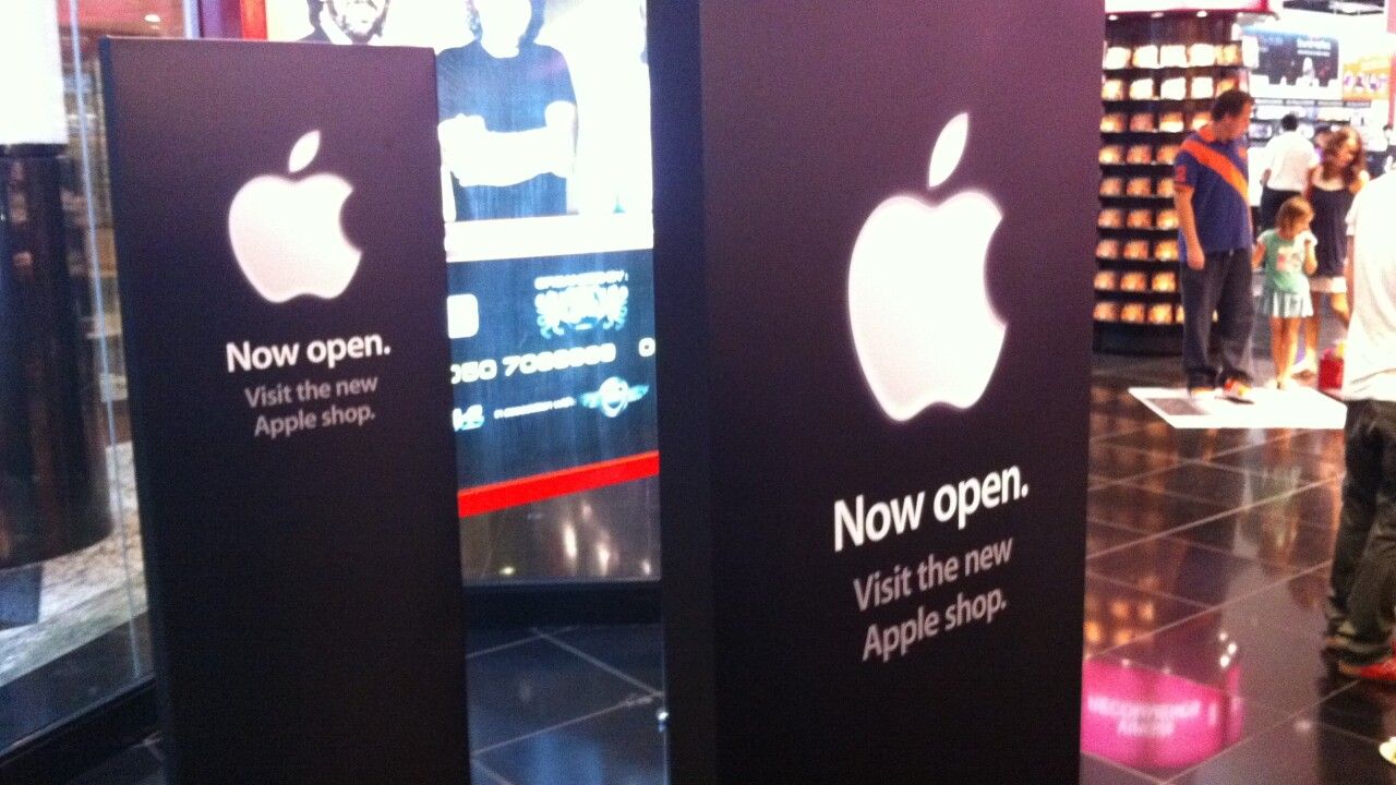 Apple Store Dubai – Very Disappointing