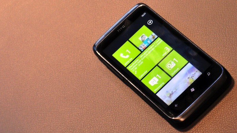 Microsoft reportedly introducing NFC payments in Windows Phone 7