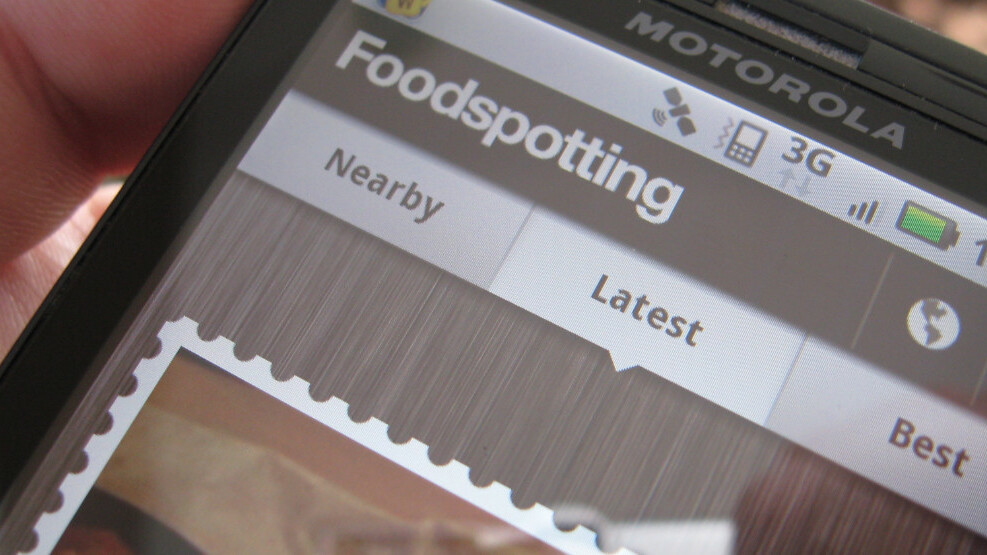 Foodspotting releases its nom-finding app for the Android