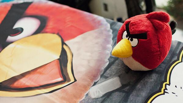 Angry Birds creator Rovio plans to float on New York Stock Exchange