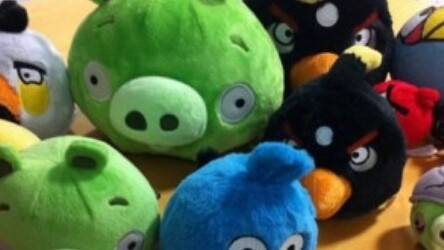 Finland's Nokia Angry Birds Championship [video]