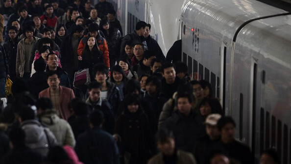 China to realize online train ticket booking with real-name system