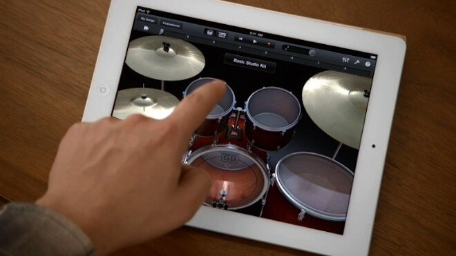 iPad versions of GarageBand and iMovie are now in the App Store