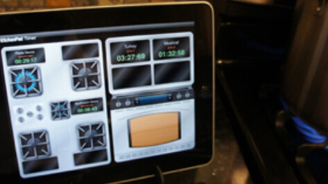 Must-have iPad app to stay cool in the kitchen