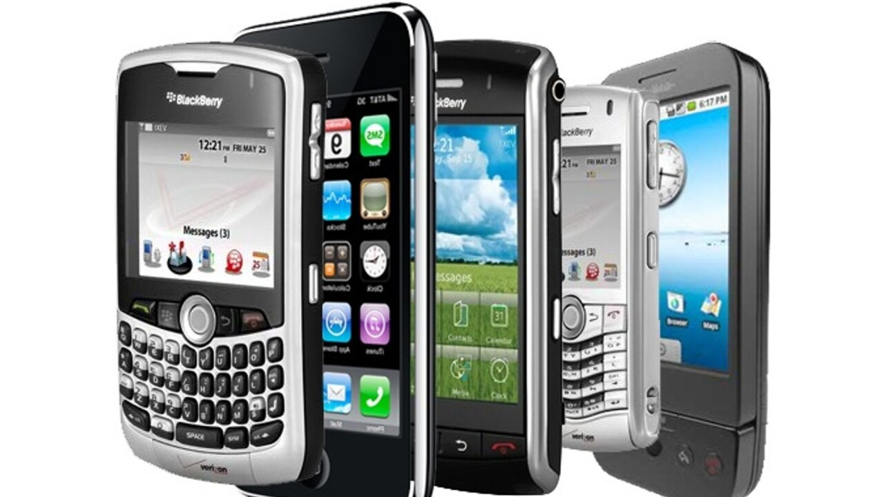 The Top 5 Mobile Handset Manufacturers Of The Last Decade [Infographic]