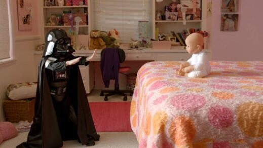 """Parody of """"The Force"""" Darth Vader Volkswagen Commercial"""
