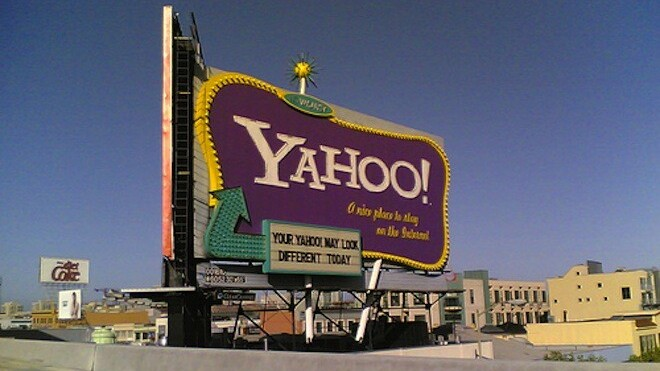 Yahoo! Mail is down for many [Updated]