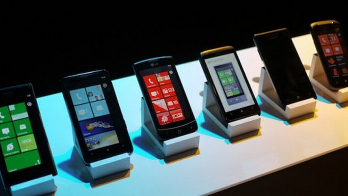 Microsoft: WP7 updates release far quicker than Android's
