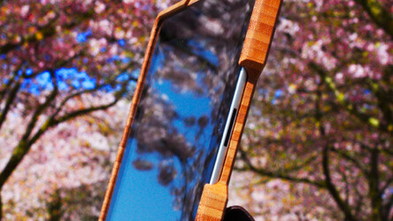 Grove Made's Bamboo Case for iPad 2 is Delicious