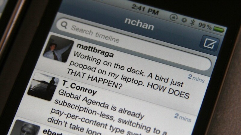 Twitter Touts Mobile Apps To Users That Log Out